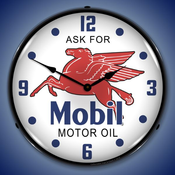 motor oil for clocks