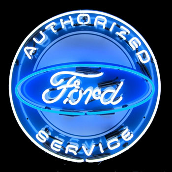 Click to view more Ford - Shelby Neon Signs