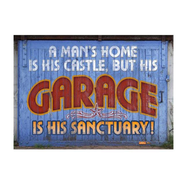 Garage signs from vintage garage signs for Vintage garage signs uk
