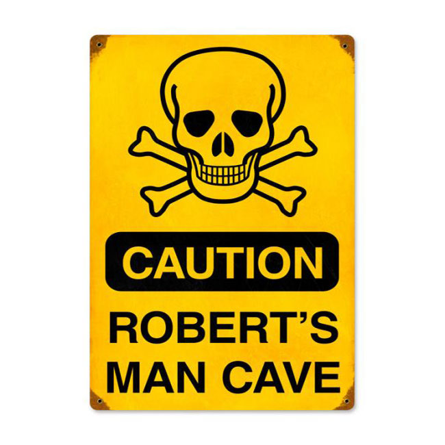 Click To View More Man Cave Signs Signs