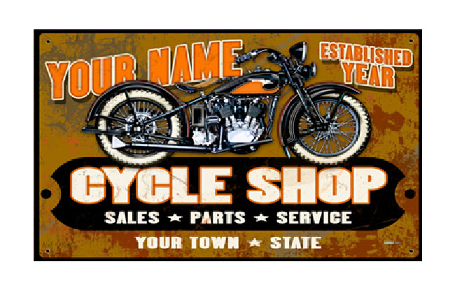 Click to view more Personalized Garage Custom Personalized Signs