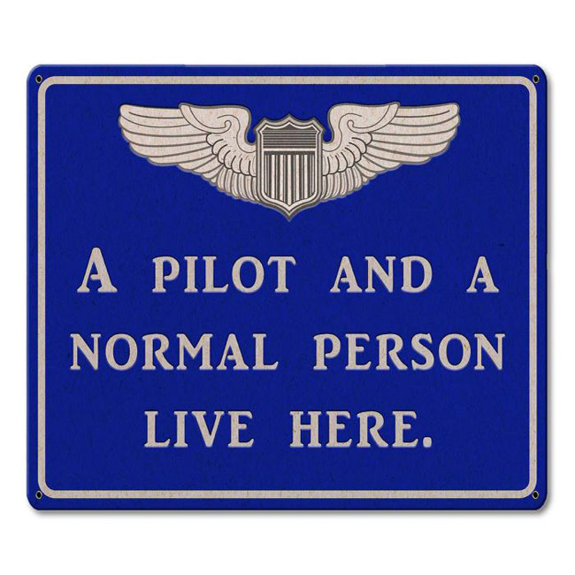 Click to view more Aviation Signs Signs