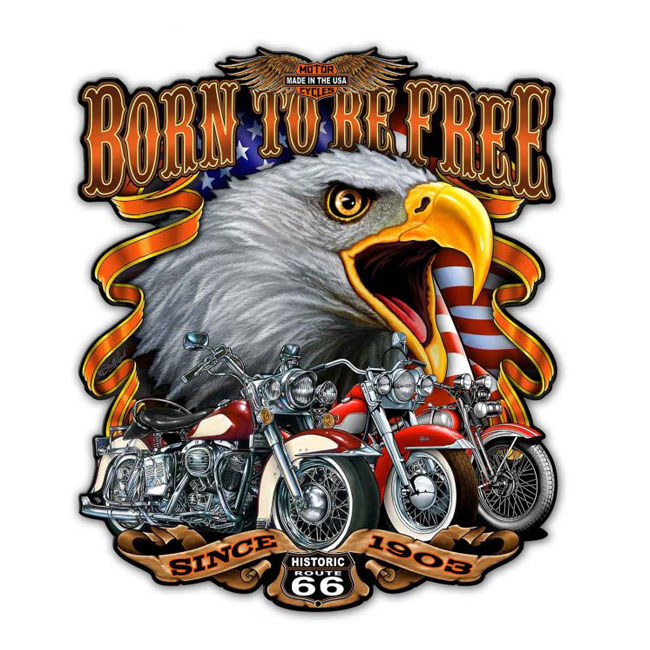 Click to view more Motorcycle Signs Signs