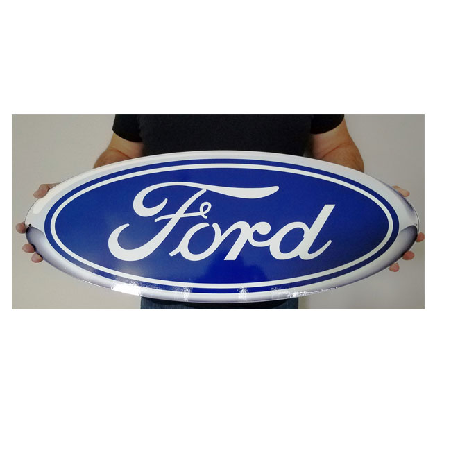 Click to view more Ford - Shelby Signs