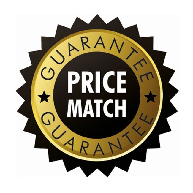 Click to view more  Price Match Guarantee